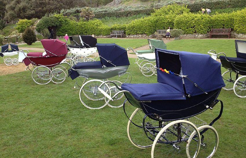 rodzaje wózków dziecięcych